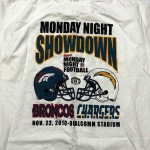 Monday Night Football Shirt Adult Extra Large XL
